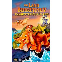 The Land Before Time V: The Mysterious Island (VHS)