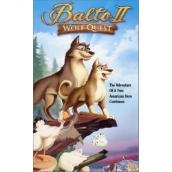 Balto II: Wolf Quest (VHS)