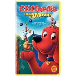 Clifford's: Really Big Movie (VHS)