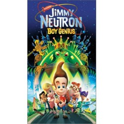 Jimmy Neutron: Boy Genius (VHS)