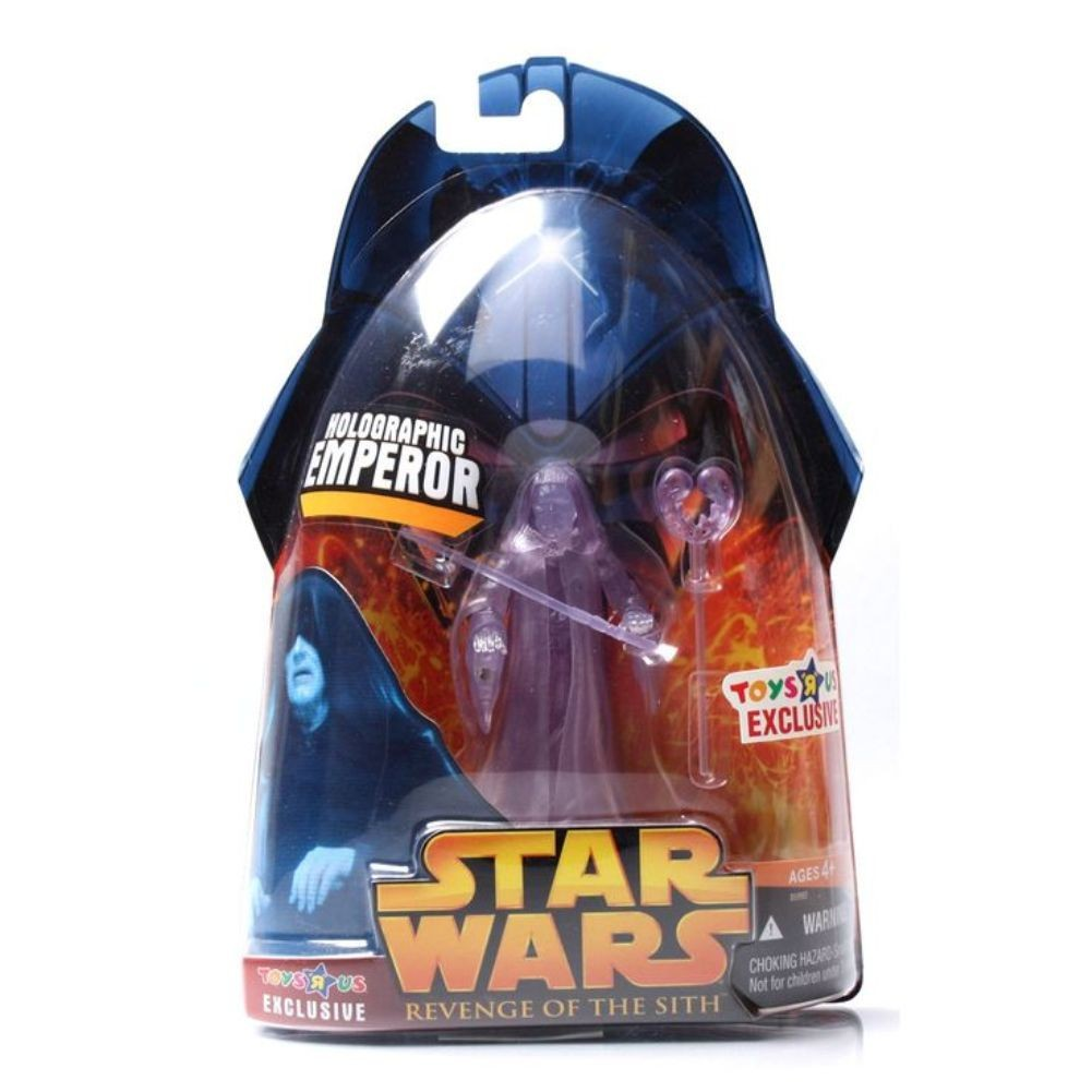 Star Wars Revenge Of The Sith Emperor Palpatine Holographic Emperor Arz Libnan