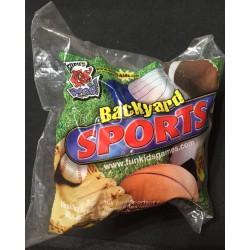 Wendy's: Bakyard Sports - Basketball