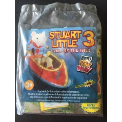 Wendy's: Stuart Little 3 - Call Of The Wild Art Rub Kit