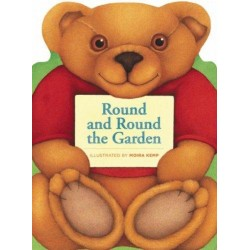 Round and Round the Garden (Hardcover, Boardbook)
