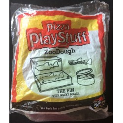 Pizza Hut: Pizza PlayStuff ZooDough - The Fin With Wacky Dough