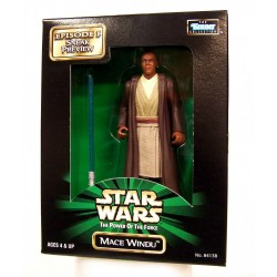 Star Wars Episode 1 The Power of The Force: Mace Windu