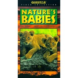 Nature's Babies (VHS)