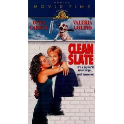 Clean Slate (VHS)