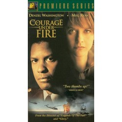 Courage Under Fire - Premiere Series (VHS)