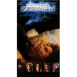 Mary Shelley's Frankenstein (VHS)