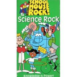 Schoolhouse Rock: Science Rock (VHS)