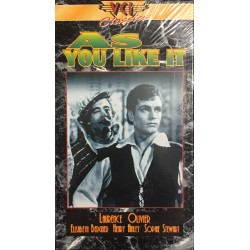 As You Like It (VHS)
