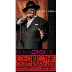 Cedric The Entertainer: Platinum Comedy Series (VHS)