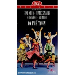 On The Town: New Remastered Edition (VHS)