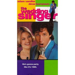 The Wedding Singer (VHS)