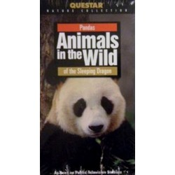 Animals In The Wild: Pandas of the Sleeping Dragon (VHS)