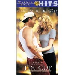 Tin Cup (VHS)