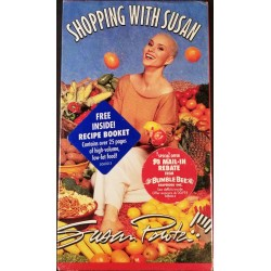 Shopping With Susan: Susan Powter (VHS)