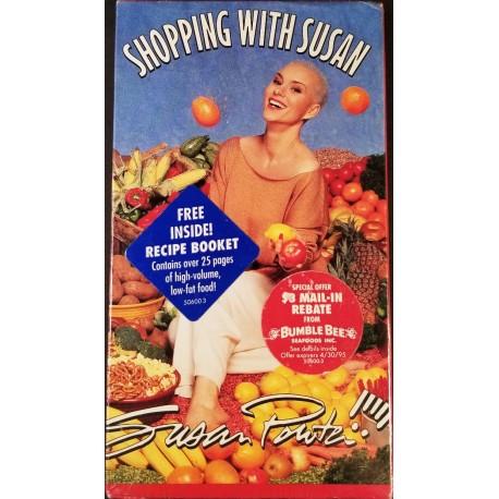 Shopping With Susan: Susan Powter (VHS)