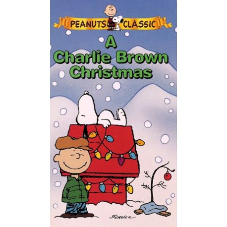 A Charlie Brown Christmas Book.A Charlie Brown Christmas Vhs Arz Libnan