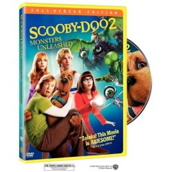Scooby-Doo 2: Monsters Unleashed - Single-Disc Full Screen Edition (DVD)