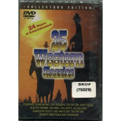25 Western Classics - Two-Disc Edition (DVD)