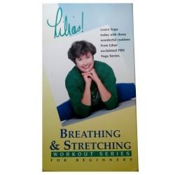 Lilias: Breathing & Stretching for Beginners (VHS)