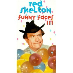 Red Skelton: Funny Faces III (VHS)