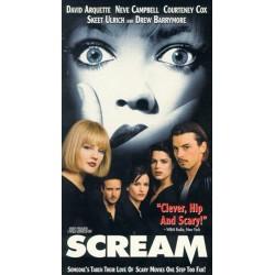 Scream (VHS)