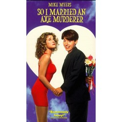 So I Married an Axe Murderer (VHS)