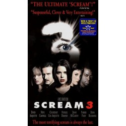 Scream 3 (VHS)