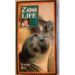 Zoo Life with Jack Hanna: Flippin' Out (VHS)