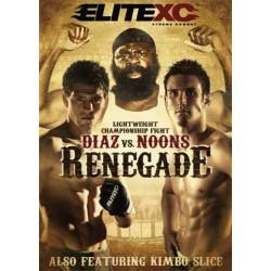 EliteXC: Renegade - Diaz vs. Noons - Two-Disc Widescreen Edition (DVD)