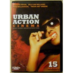 Urban Action Cinema - Two-Disc 15 Movies Edition (DVD)