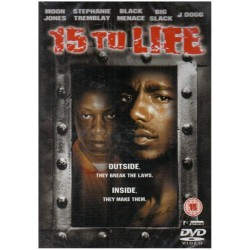 15 To Life - Single-Disc Full Screen Edition (DVD)