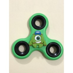 Fidget Spinner Toy Stress Reducer (Mike Wazowski)