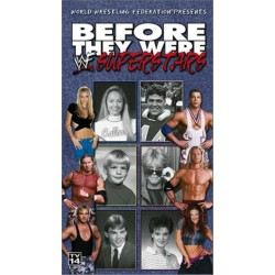 Before They Were WWF Superstars (VHS)