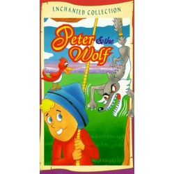 Enchanted Collection: Peter & the Wolf (VHS)