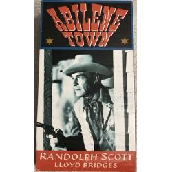 Abilene Town (VHS)