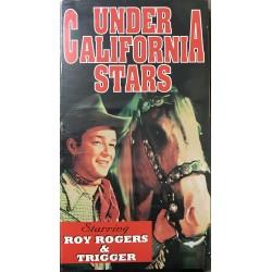Under California Stars (VHS)