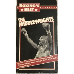 Boxing's Best: The Middleweights (VHS)