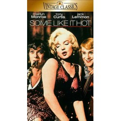 Some Like It Hot - Vintage Classics (VHS)