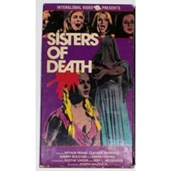 Sisters Of Death (VHS)