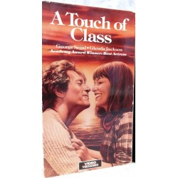 A Touch Of Class (VHS)