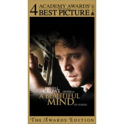 A Beautiful Mind: The Awards Edition (VHS)
