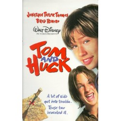Tom And Huck (VHS)