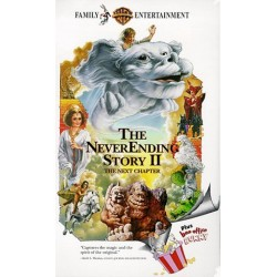 The NeverEnding Story II: The Next Chapter (VHS)