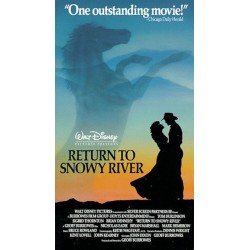 Return To Snowy River (VHS)