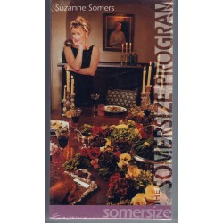 Suzanne Somers: Somersize Program / How To Cook (VHS)