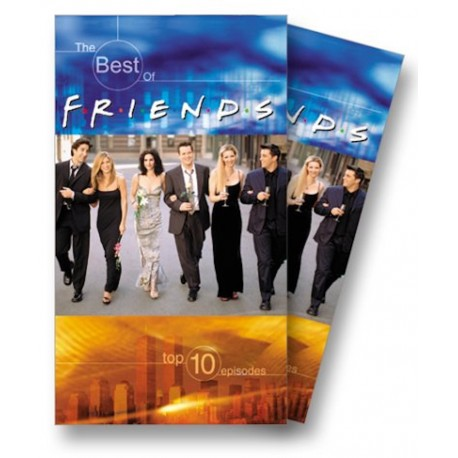 The Best Of Friends, Vol. 1 and 2 (VHS)